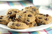 Garbanzo Bean Chocolate Chip Cookies