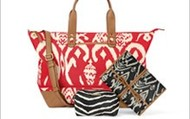 Tote Bags & Poufs, starting at $22