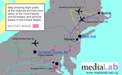 Al-Qaeda Route Map