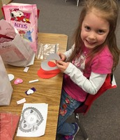 Valentine's Day crafts!