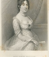 2. Dolley Madison