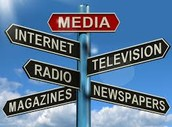 Different forms of media