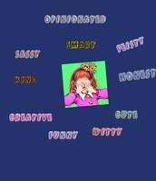 Character Descriptions Example:
