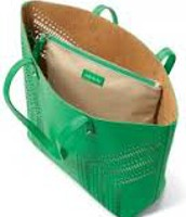 THE FILLMORE TOTE - KELLY GREEN $62 (55% off)