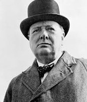 The Right Honourable Sir Winston Leonard Spencer Churchill (1874-1965)
