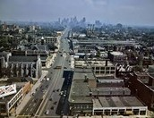 Facts about Detroit Michigan