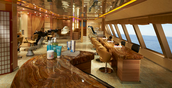 Our salon features never before seen equiptment for the best experience possible.