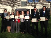 New Hyde Park's Model UN Competes at Rutgers