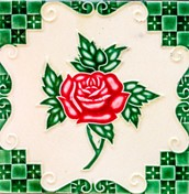FOR THE LOVE OF PERANAKAN TILES