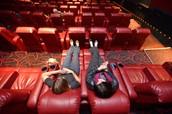 best seats in cinemas