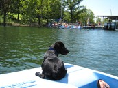 Or if you prefer a leasurely float in one of our many lakes, we have that too.