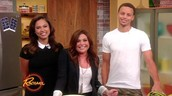 Rachael Ray with Stephen Curry