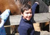 Jack, Melbourne, Australia, age 8
