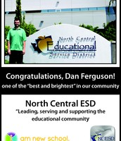 "Dan Ferguson honored as one of ""Best and Brightest"" in our Community"