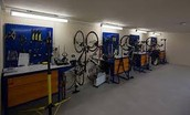 Where do you find the best Bicycle Maintenance Course?