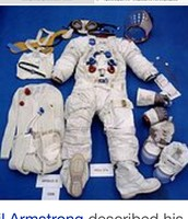 Space Suits/Equipment