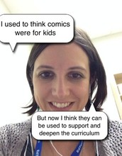 Thinking Reflections with Comics