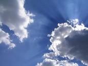 """""""Como una nube en la luz"""""""
