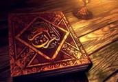Sacred book/bible