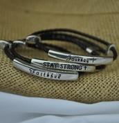 Love these Journey Bracelets!