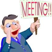 December 11, 18 - Faculty Meeting