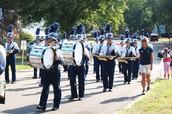 Manchester Homecoming Parade