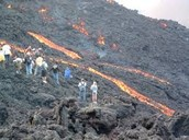 Volcano Climbing Is An Attraction