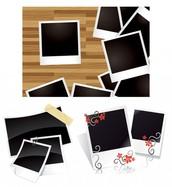 carta fotografica in nero