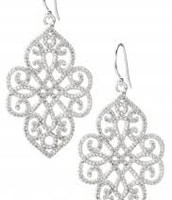 Joyce Chandelier Earrings