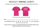 Pink is the new Dooley Blue!