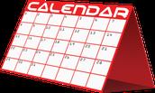 2019 - 2020 Klein ISD School Calendar