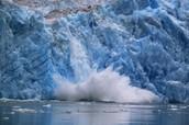 See Glaciers calving
