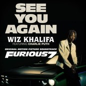 "Song 4: ""See You Again"" by Wiz Khalifa"