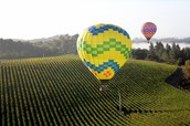 5. Ride In A Hot Air Balloon