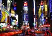 Time Square, Manhattan