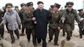 Dictator Kim Jong Un
