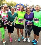 Congratulations on Completing a 1/2 Marathon!
