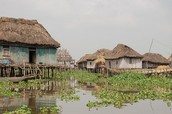 Ganvie, The Floating Village