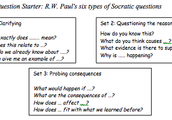 LP 2: Socratic Question Starters