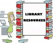 Resources through LRU Library Services