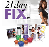 21 Day Fix: Straightforward exercises with weights and a modifier. Good for any fitness level.