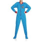 pijama azul vellón