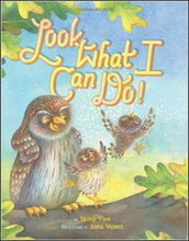 """Skype with an Author - Nancy Viau - author of """"Look What I Can Do!"""""""