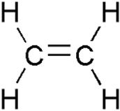Ethene-a typical alkene
