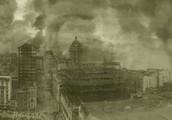 1906 San Francisco earthquake fire