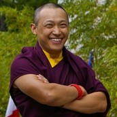 SAKYONG MIPHAM RINPOCHE. TALK: INNER STRENGTH FOR OUTER CHANGE