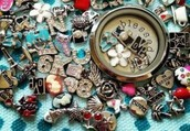 Origami Owl has thousands of Independent Designers who host jewelry parties (we call them Jewelry Bars® ).