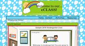 Kindergarten Sample Course