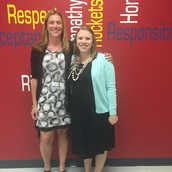 Kindergarten Teachers:  Mrs. Bertucci and Mrs. Wilkinson
