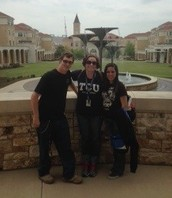 College Visitation Day at TCU
